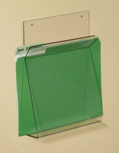 Clear polycarbonate wall chart holder also folder and holders from   blouin rh mfblouin