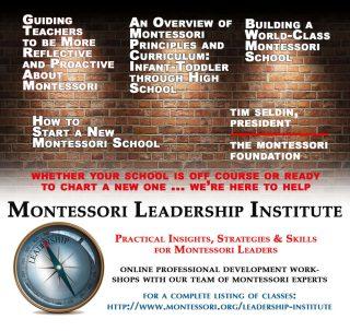 Montessori Leadership Institute