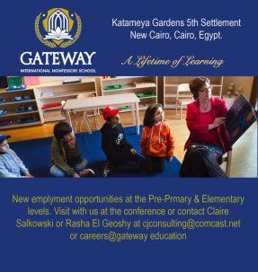 Gateway International Montessori School / EGYPT