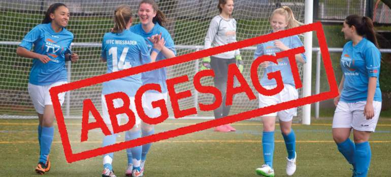 CORONAVIRUS: MFFC Spiel- und Trainingsbetrieb eingestellt