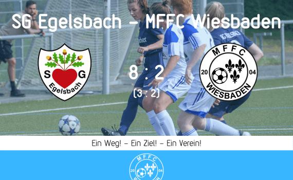 SG Egelsbach – MFFC Wiesbaden 8:2 (3:2) – Bildergalerie vom 24.07.2021
