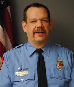 Stillwater Firefighter Michael Peltier