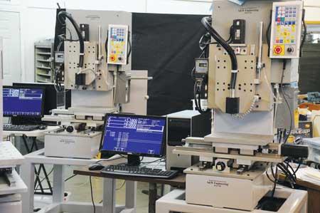CNC Micro Machining Industrial Machine Tools