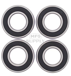 25 1405 rear wheel bearing kit with seals for kawasaki mule 2500 2510 [ 1000 x 1000 Pixel ]