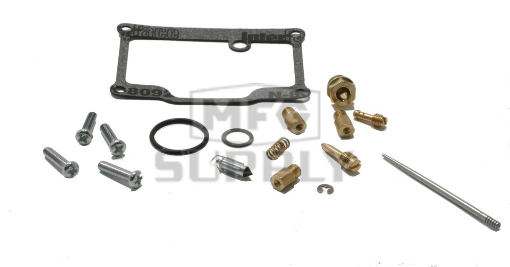 Complete Carburetor Rebuild Kit for many 86-06 Polaris