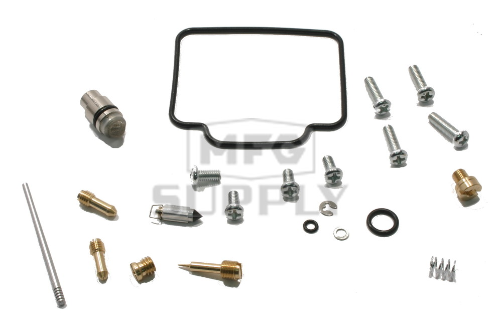 Complete Carburetor Rebuild Kit for many 03-07 Polaris