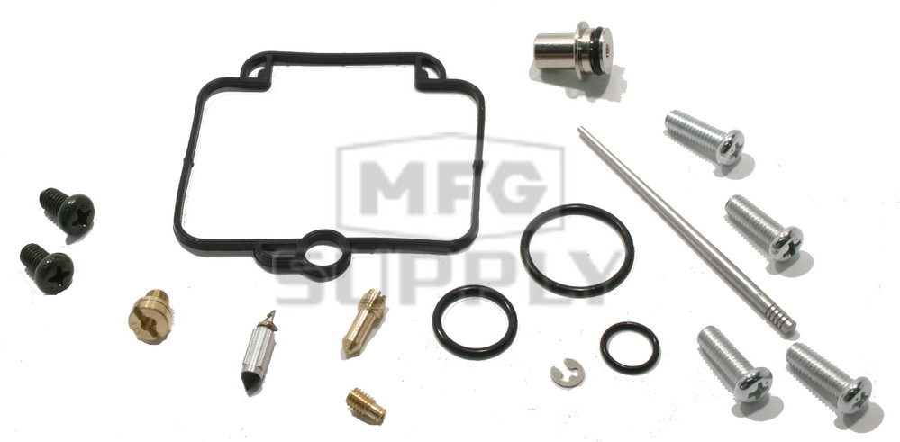 Polaris Scrambler 500 Carburetor Rebuild Kit
