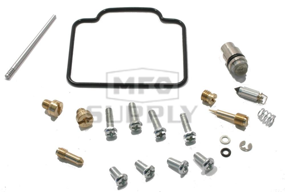Complete Carburetor Rebuild Kit for 01-05 Polaris