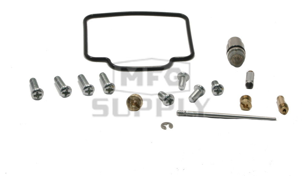 Complete Carburetor Rebuild Kit for 03 Polaris ATVs with