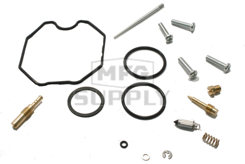 Complete ATV Carburetor Rebuild Kit for 05-15 Polaris