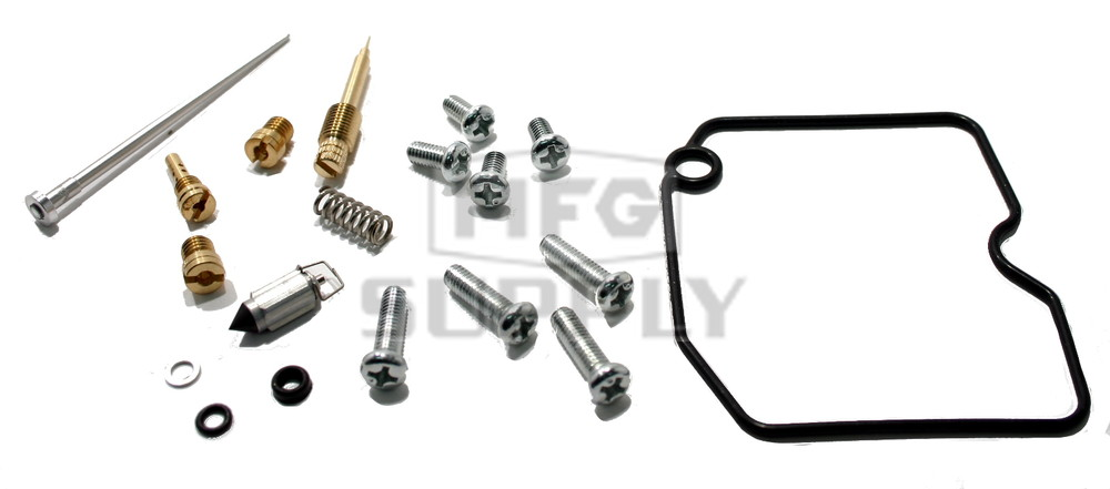 Complete ATV Carburetor Rebuild Kit for 04-05 Arctic Cat