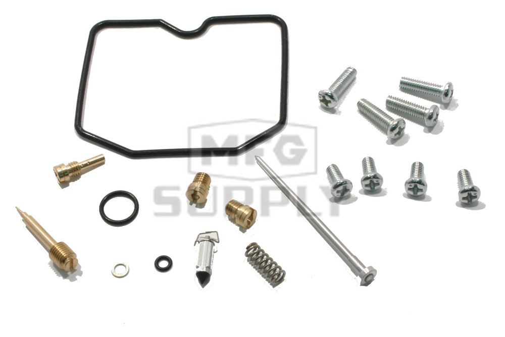 Complete ATV Carburetor Rebuild Kit for 09-newer Arctic
