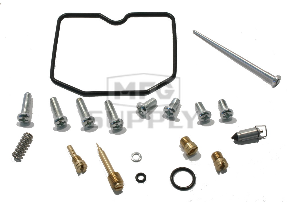 Complete ATV Carburetor Rebuild Kit for 02-05 Arctic Cat
