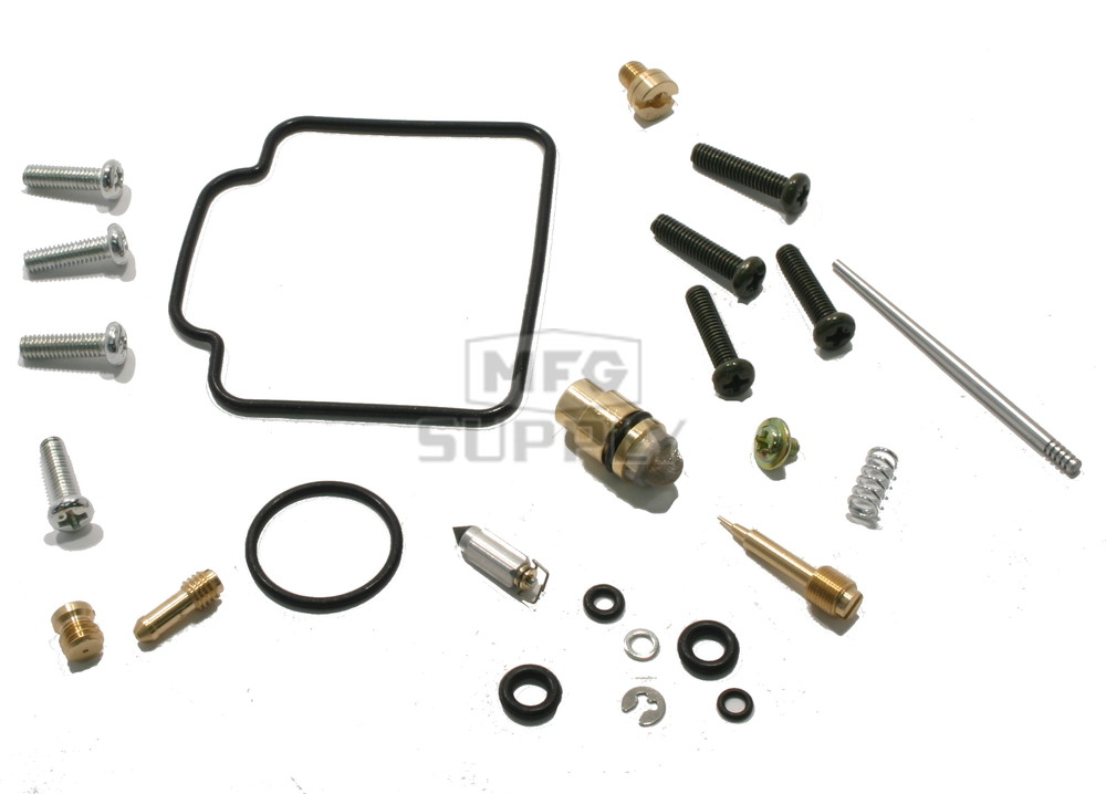 Complete ATV Carburetor Rebuild Kit for 99-05 Yamaha