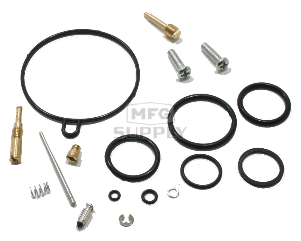 Complete ATV Carburetor Rebuild Kit for 13-newer Honda
