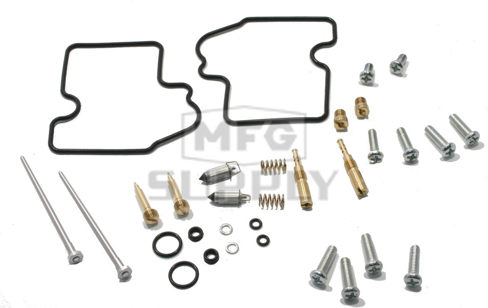 Complete ATV Carburetor Rebuild Kit for 05-07 Kawasaki