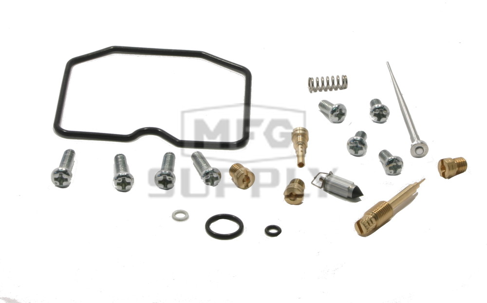 Complete ATV Carburetor Rebuild Kit for 03-13 Kawsaki
