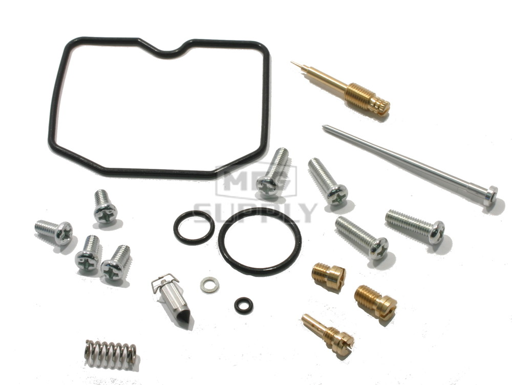 Complete ATV Carburetor Rebuild Kit for 96-04 Kawasaki