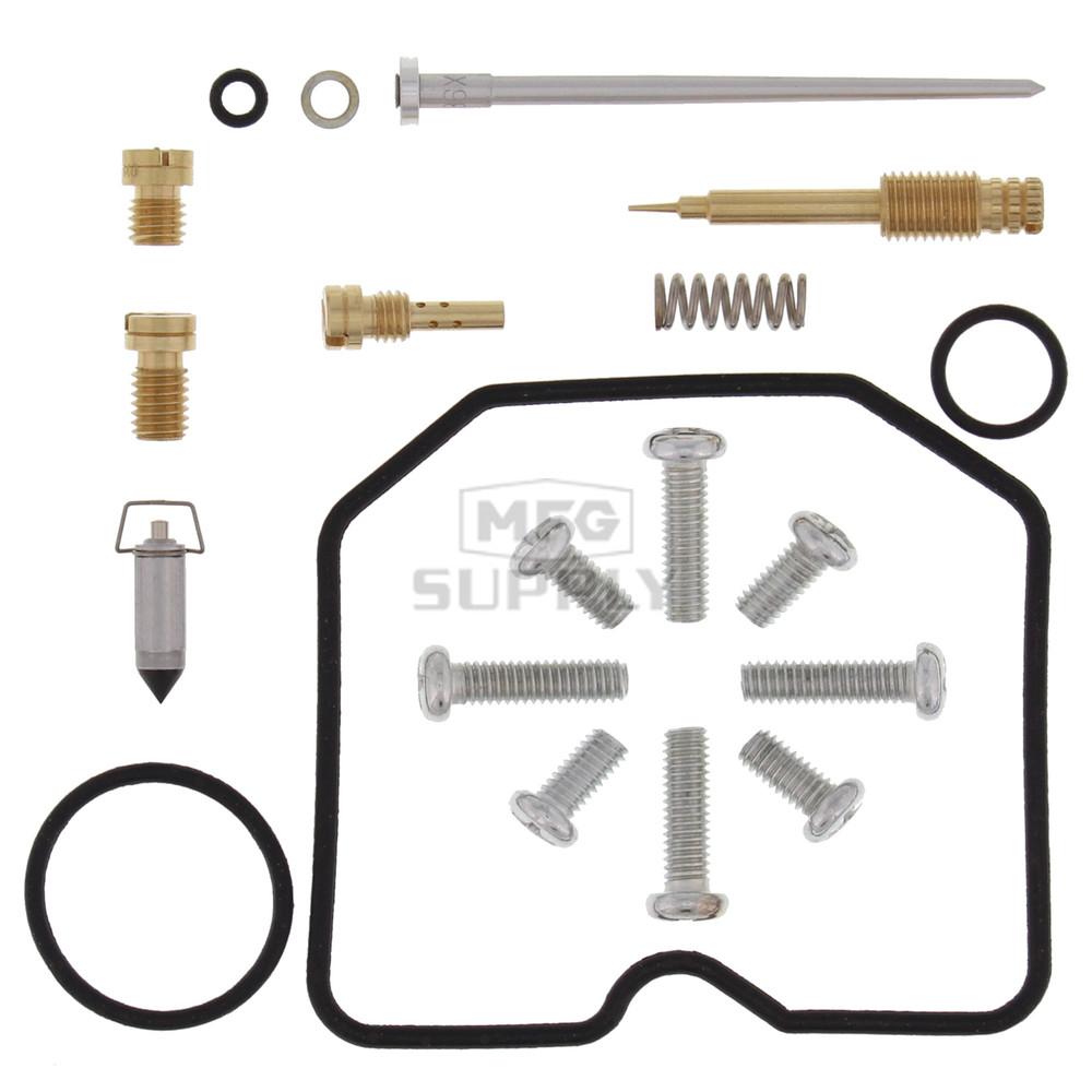 Complete ATV Carburetor Rebuild Kit for 95-03 Kawasaki