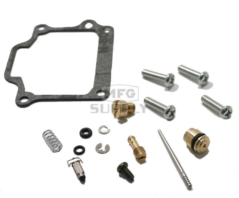 Complete ATV Carburetor Rebuild Kit for 03-06 Kawasaki