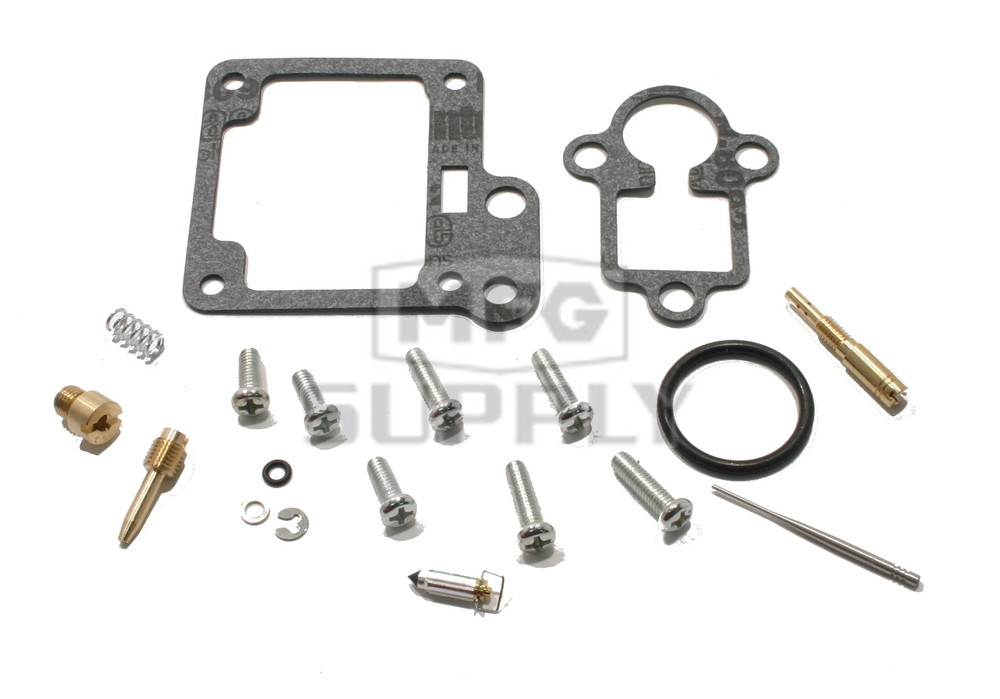 Complete ATV Carburetor Rebuild Kit for 05-08 Yamaha YFM80