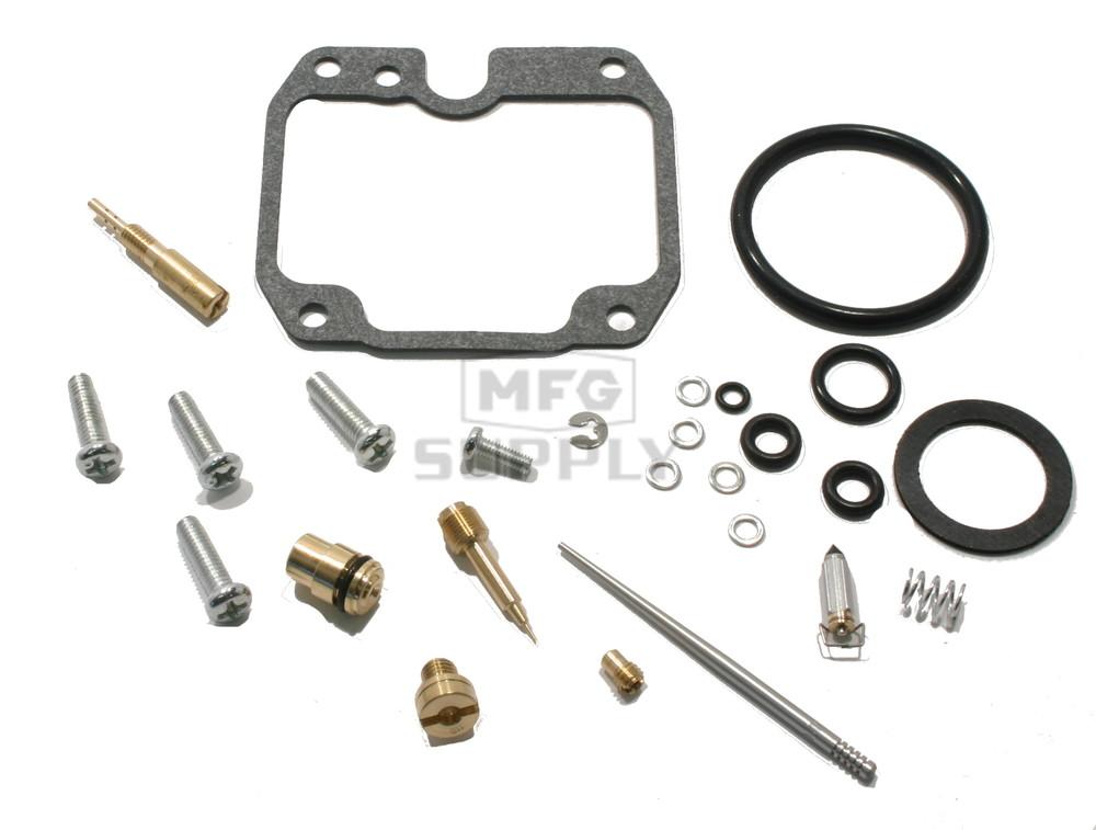 Complete ATV Carburetor Rebuild Kit for 89-00 Yamaha