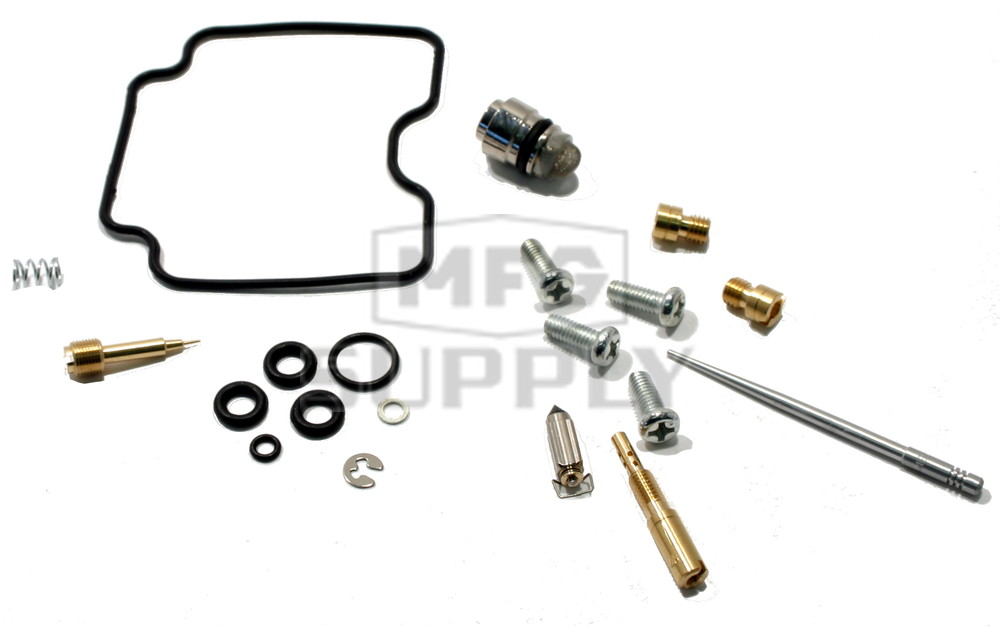 Complete ATV Carburetor Rebuild Kit for 07-09 Yamaha