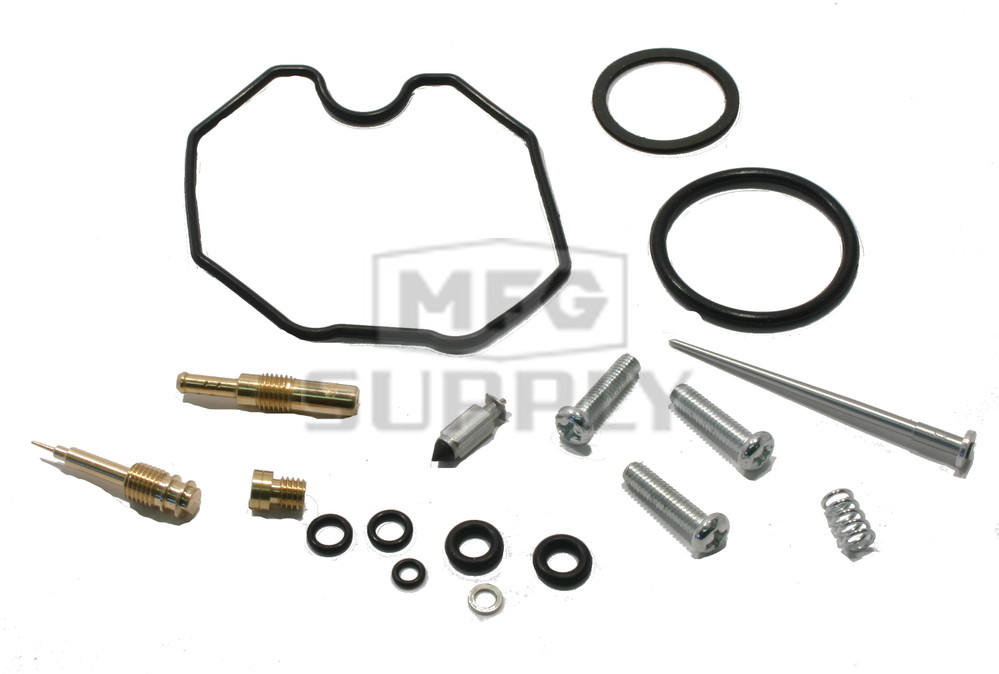 Complete ATV Carburetor Rebuild Kit for 05-newer Honda