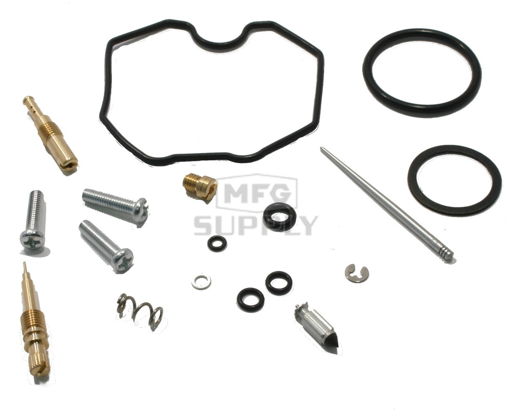 Complete ATV Carburetor Rebuild Kit for 99-04 Honda TRX250
