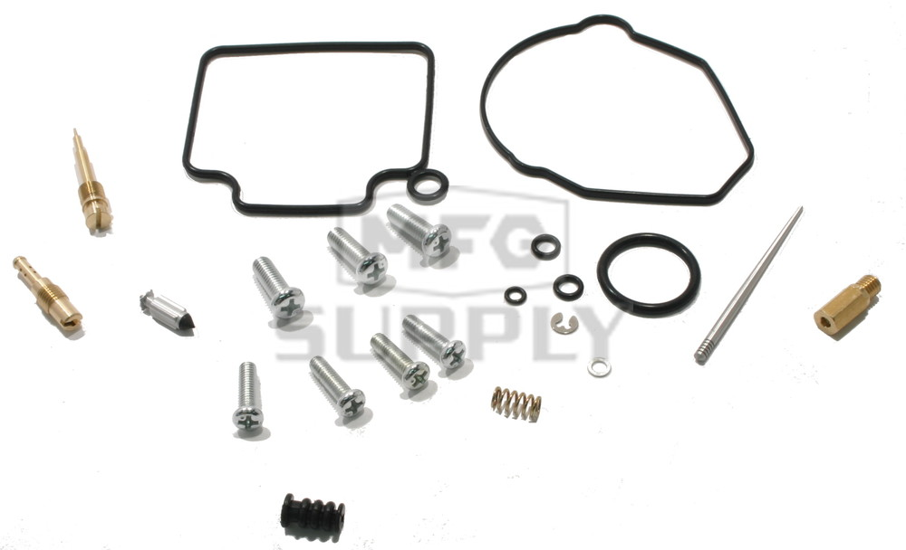 Complete ATV Carburetor Rebuild Kit for 93-09 Honda