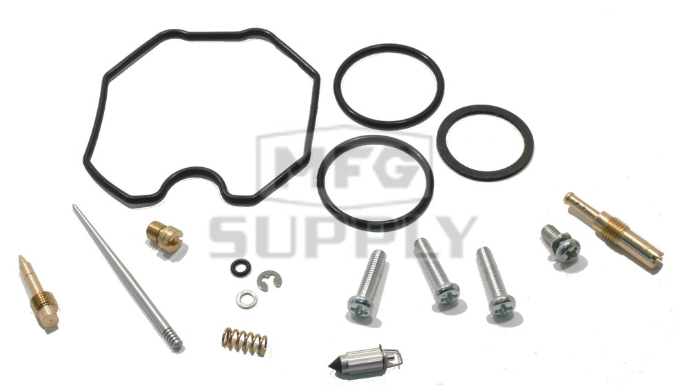 Complete ATV Carburetor Rebuild Kit for 09-14 Polaris