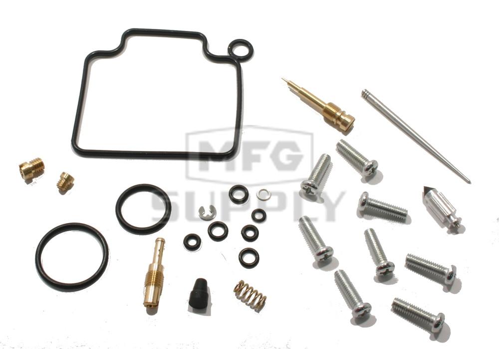 Complete ATV Carburetor Rebuild Kit for 04-07 Honda