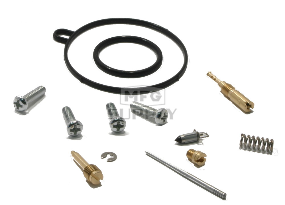 Complete ATV Carburetor Rebuild Kit for 07-14 Polaris