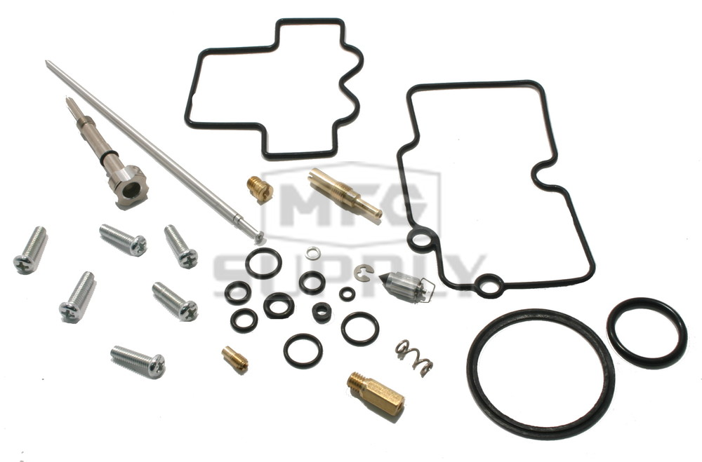 Complete ATV Carburetor Rebuild Kit for 08-14 Honda
