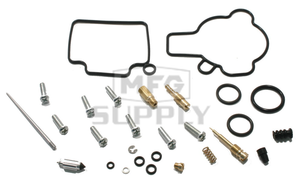 Complete ATV Carburetor Rebuild Kit for 04-05 Honda