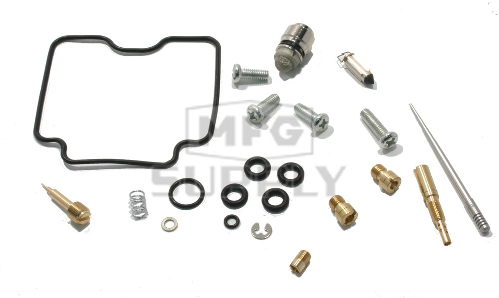 Complete ATV Carburetor Rebuild Kit for many Yamaha ATVs
