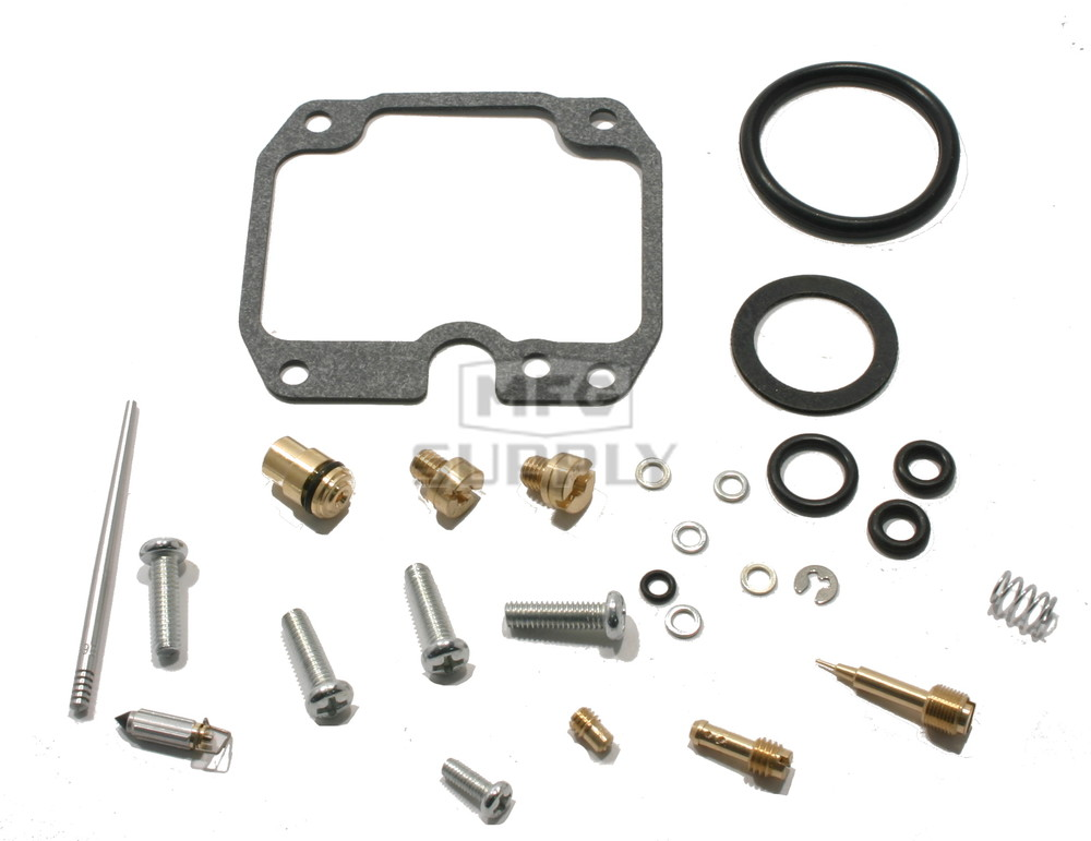 Complete ATV Carburetor Rebuild Kit for 89-04 Yamaha YFA1