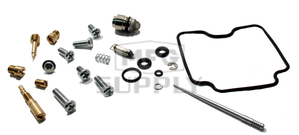 Complete ATV Carburetor Rebuild Kit for 03-06 Yamaha