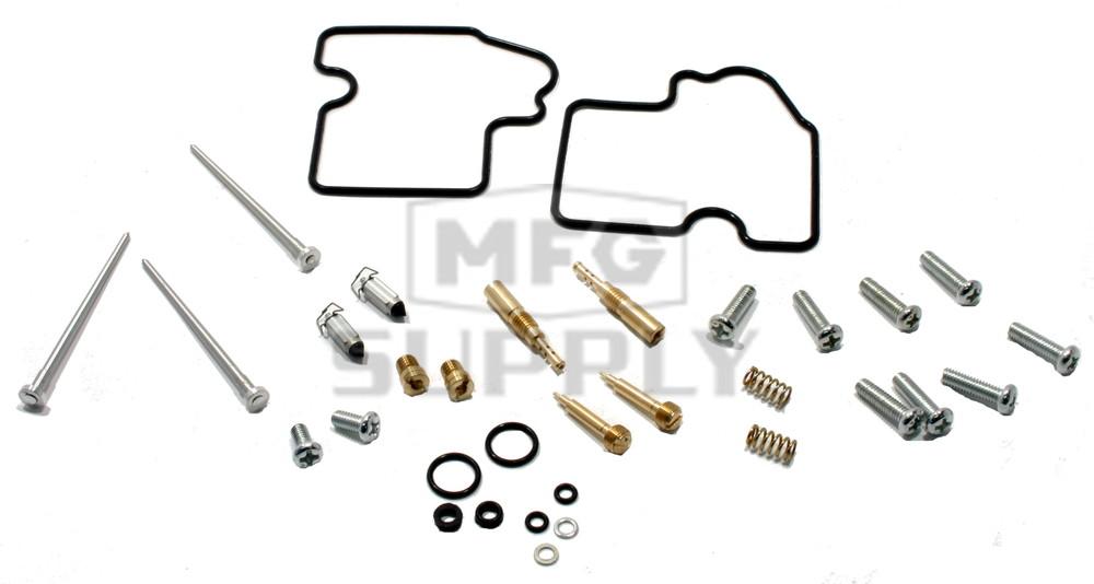 Complete ATV Carburetor Rebuild Kit for 04-06 Kawasaki