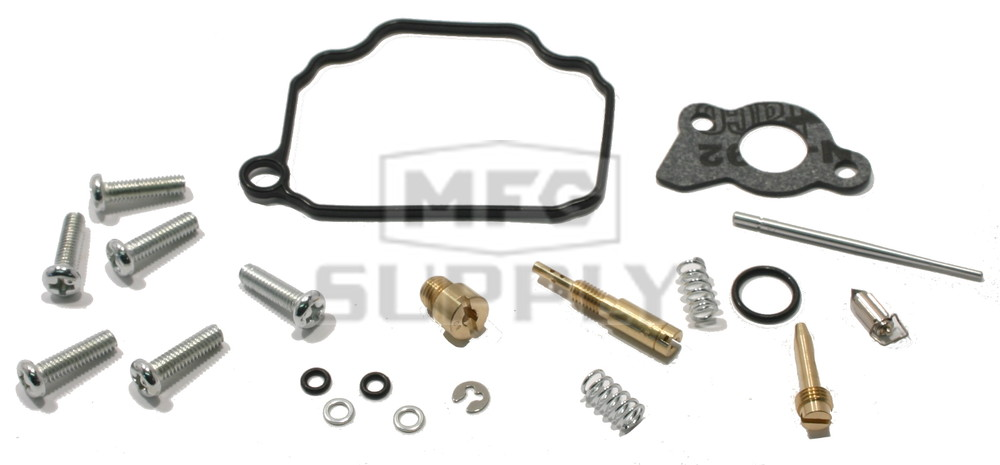 Complete ATV Carburetor Rebuild Kit for 07-09 Suzuki LT
