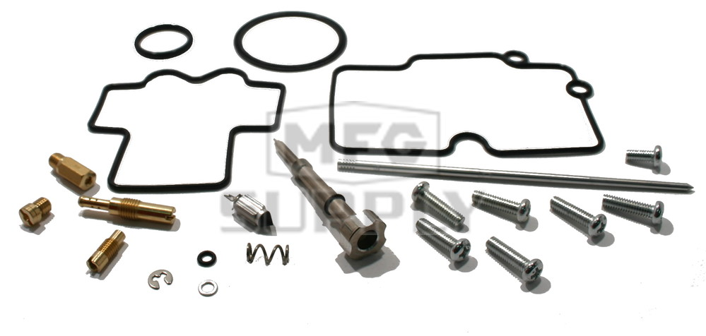 Complete ATV Carburetor Rebuild Kit for 07-08 Polaris