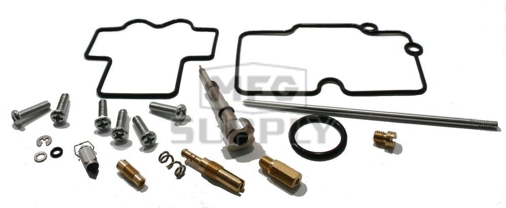 Complete ATV Carburetor Rebuild Kit for 09-11 Polaris