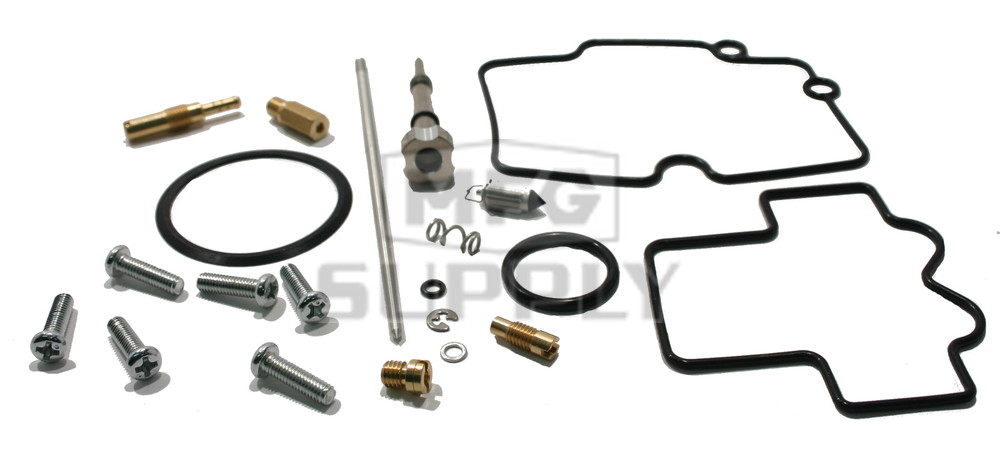 Complete ATV Carburetor Rebuild Kit for 09-10 Polaris