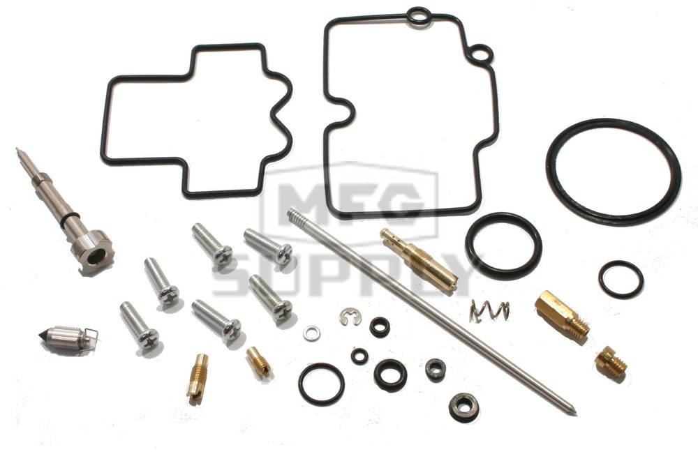Complete ATV Carburetor Rebuild Kit for 04-05 Yamaha