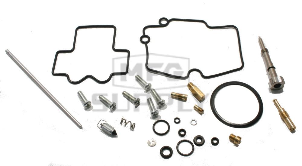 Complete ATV Carburetor Rebuild Kit for 06-09 Yamaha