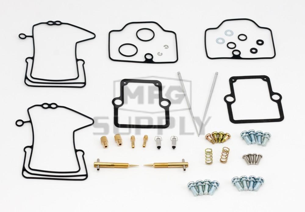 26-1866 Ski-Doo Aftermarket Carburetor Rebuild Kit for