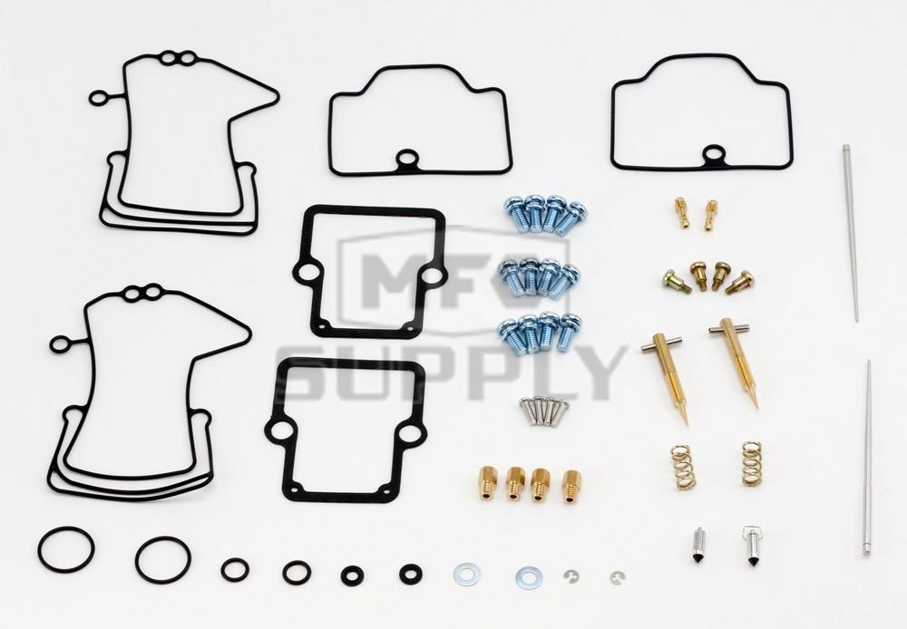26-1875 Ski-Doo Aftermarket Carburetor Rebuild Kit for