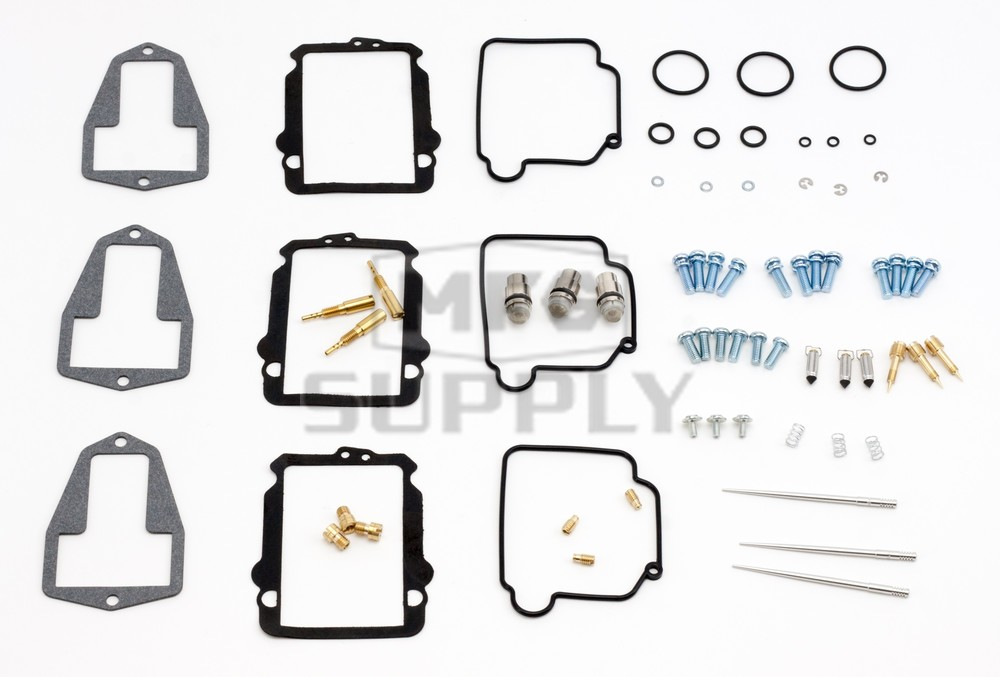 26-1887 Yamaha Aftermarket Carburetor Rebuild Kit for 2002
