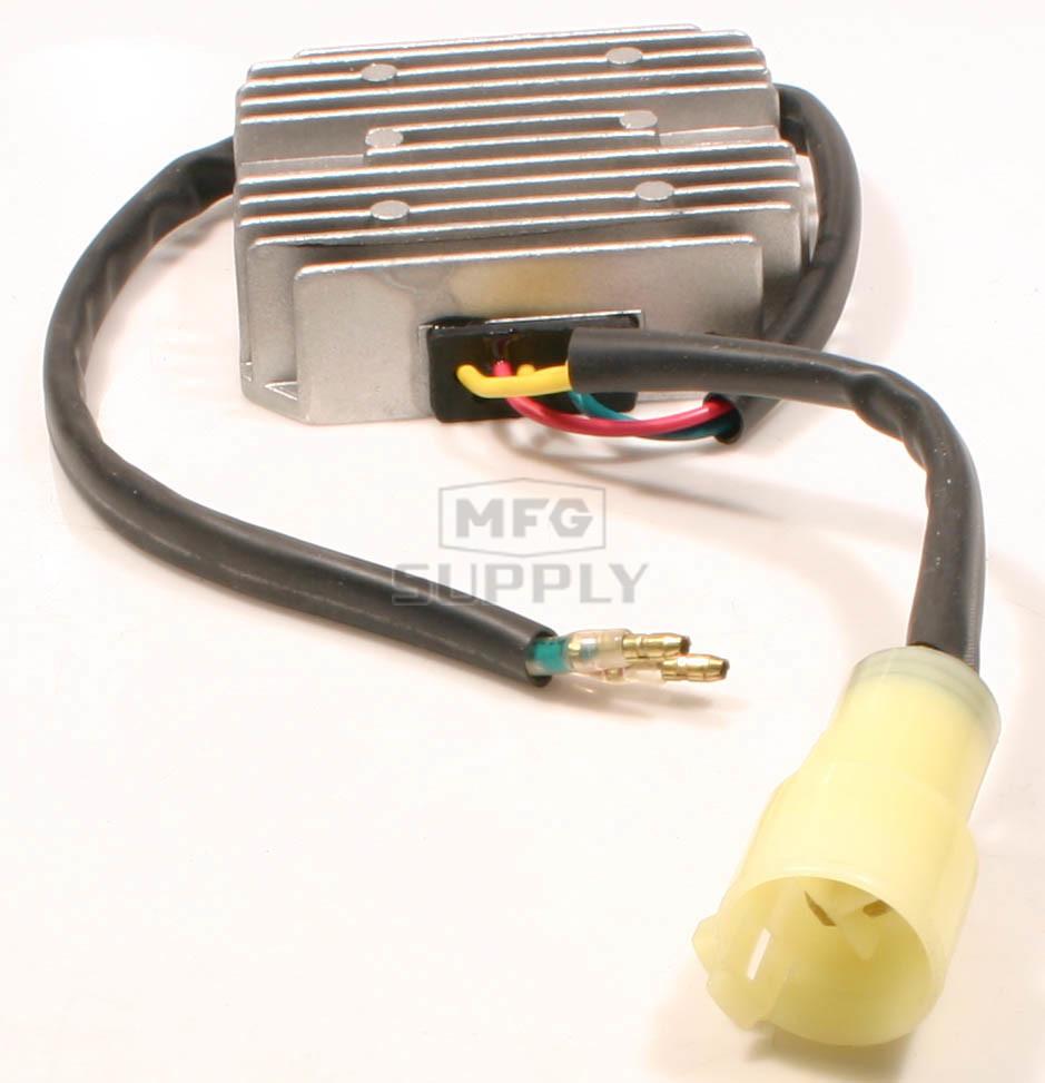 hight resolution of aha6021 voltage regulator for 93 00 honda trx300 atv