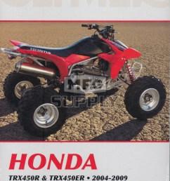 cm201 04 09 honda trx450r trx450er repair maintenance manual  [ 1000 x 1446 Pixel ]